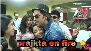 Prajkta koli dancing with hrithik roshan!!