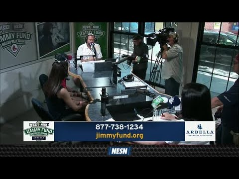 Jimmy Fund Interview: Kaitlyn Vu and Dr. Allison O'Neill