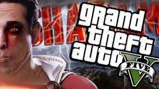 GTA 5 Mods - The EVIL Shazam Mod is here from the NEW Shazam Movie!...