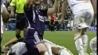 Reyes Real Madrid Mallorca 3 1 partita scudetto 2006 07