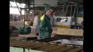 Рекламный фильм для фабрики по производству отделочного шпона. Заказчик - ООО