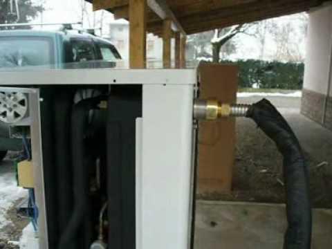 Pompa di calore aria acqua 65 youtube for Asciugatrice pompa di calore