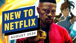 New to Netflix for August 2020