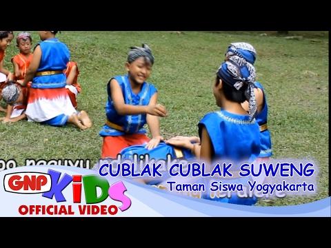 Cublak Cublak Suweng - Taman Siswa Yogyakarta (musik gamelan asli)