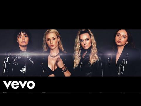 Confetti Remix – Little Mix feat. Iggy Azalea, Saweetie & Nicki Minaj
