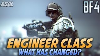 BF4 Engineer Class Overview - Did Anything Need To Change? (Battlefield 4 Commentary/Gameplay)