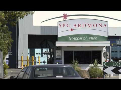 SPC Ardmona Reaction John Wilson