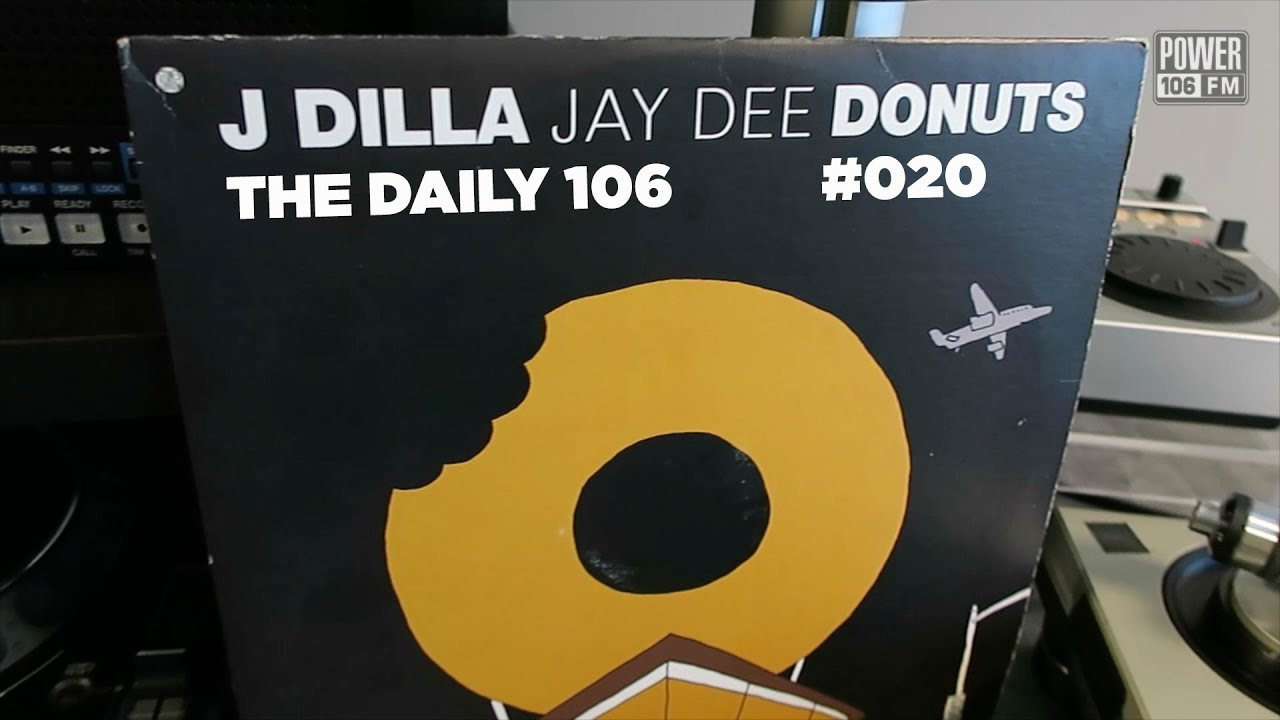 National Donut Day With J Dilla's Donuts | #TheDaily106 020