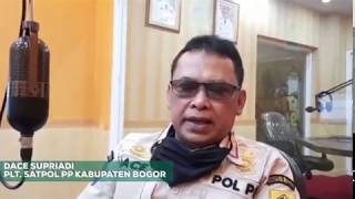 Mari Mencegah COVID-19 Bersama Satpol PP Kabupaten Bogor