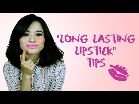 """make-up-tutorial-explore-your-beauty-with-purbasari-episode-09-""""long-lasting-lipstick-tips"""""""