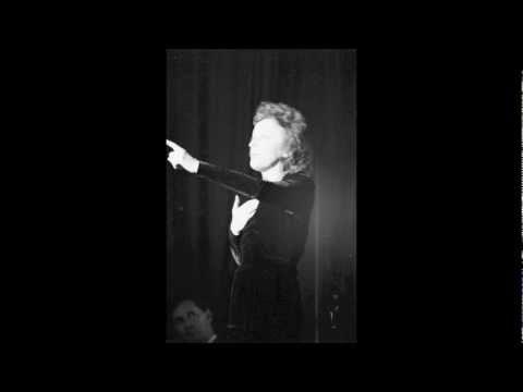 L'accordéoniste - Edith Piaf (Live Au Carnegie Hall)