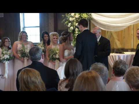 Turner-Pryor wedding
