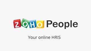 Zoho people is an online hris which lets you maintain your employee database, manage workforce and ensures consistency in hr processes. centralized...