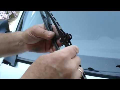 Как заменить дворники рено флюенс