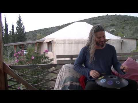 Chakra Overtone Drum invite Slovenia 2018 COD