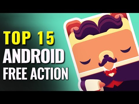 Top 15 Free Android Action Games Of All Time