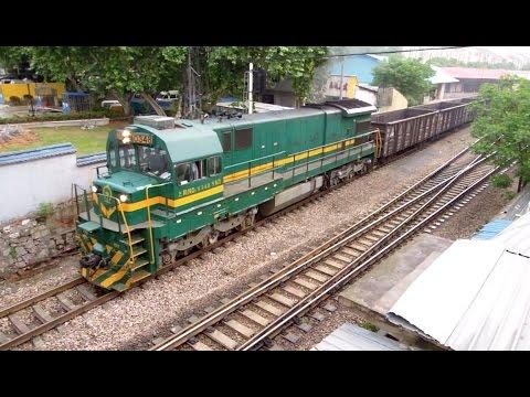 ND5, China Railway freight train 中国铁路