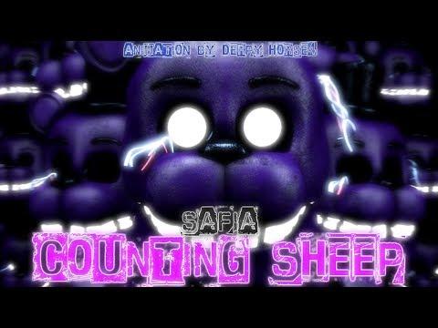 Fnaf Sfm Counting Sheep Safia Youtube
