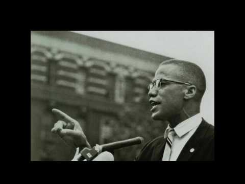 Malcolm X On Black Nationalism