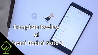 Redmi Note 3 - Complete Review (2GB Ram 16GB, Grey Color) (Everything you need to know)