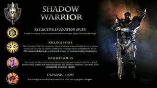 Sacred 2: Fallen Angel PC Games Trailer - Shadow Warrior