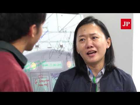 Woman leading Jakarta MRT construction: Silvia Halim