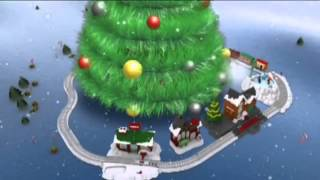 Trackmaster  Thomas & Friends     Thomas's Christmas Delivery  Set Commercial
