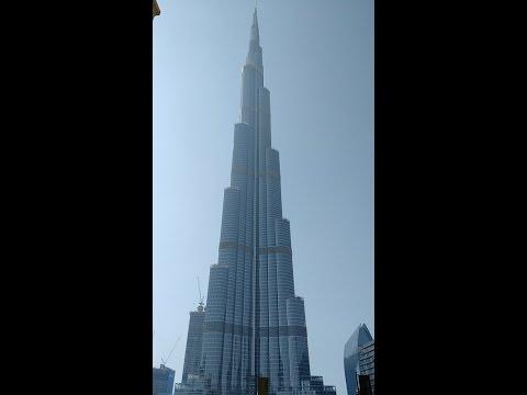 Dubai pt2 (Burj Khalifa, Dubai Fountain, Dubai Mall, Bateel Dates)