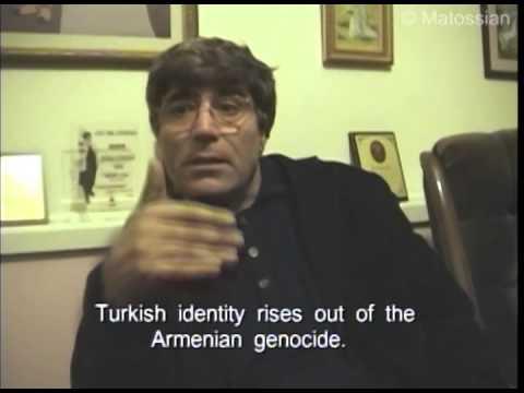Hrant Dink - Recognition of Armenian Genocide
