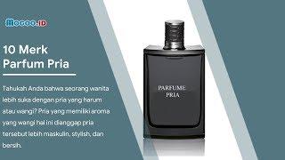 10 Merk Parfum Pria yang Disukai Wanita | Mocoo ID