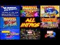 Marvel vs Capcom : Evolution of Intros 1994 - 2017
