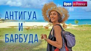 Орел и решка. Морской сезон 3   АНТИГУА И БАРБУДА