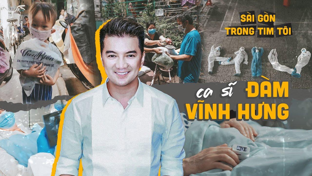 Đàm Vĩnh Hưng mang âm nhạc đến với y bác sĩ bệnh viện dã chiến Củ Chi | Sài Gòn Trong Tim Tôi