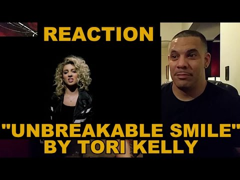 Tori Kelly - Unbreakable Smile (Official) REACTION