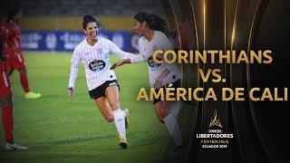Corinthians 3-1 América de Cali | CONMEBOL Libertadores Femenina 2019