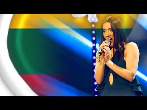 """Nacionalinė """"Eurovizijos"""" atranka   Atlikėja Monee """"nnn"""""""