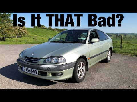 Is My Toyota Avensis Really THAT Bad…? (1997 T220 2.0 CDX Driven)