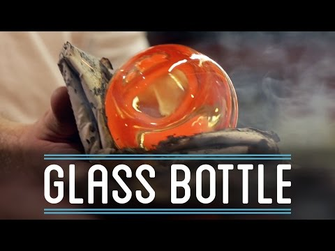 Glass Bottle | How To Make Everything: Bottle (4/4)