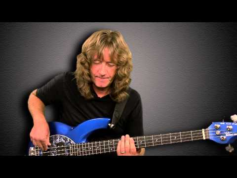 BASS LESSON: Dave LaRue - The Phrygian Mode