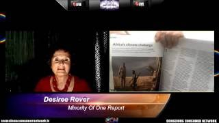 Minority Of One Report   Desire Rover talks to Max Bliss 16 August 2015