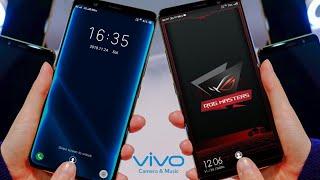 Theme Blue & Rog itz for vivo phone