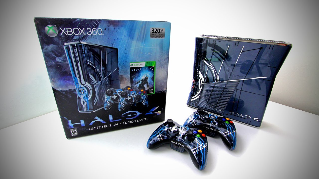 Foyer Wallpaper Xbox : Halo per xbox limited edition bundle