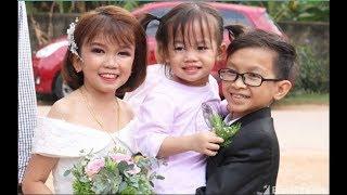 Toàn cảnh đám cưới cả cô dâu và chú rể cao chưa đến 1m2 ở Nghệ An