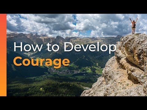 How to Develop the Leadership Quality of Courage | Brian Tracy