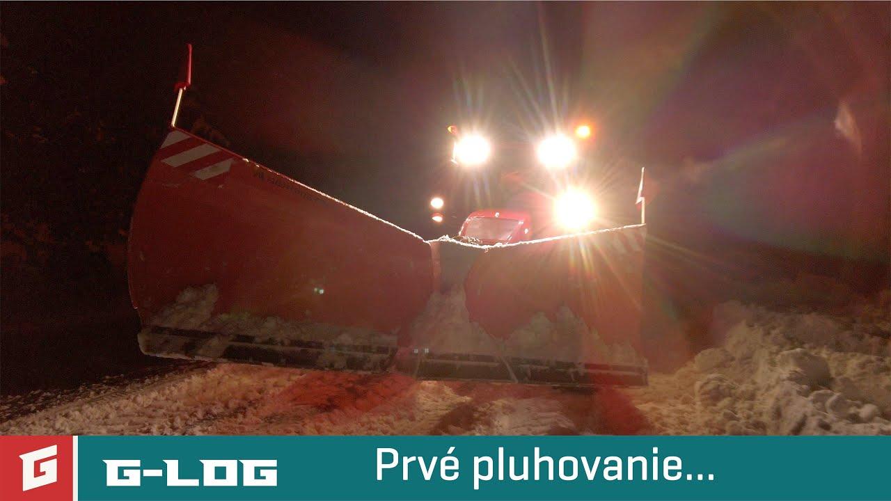 GLOG#66 - Zetor Forterra HSX 140 - Získavam prvé skúsenosti...