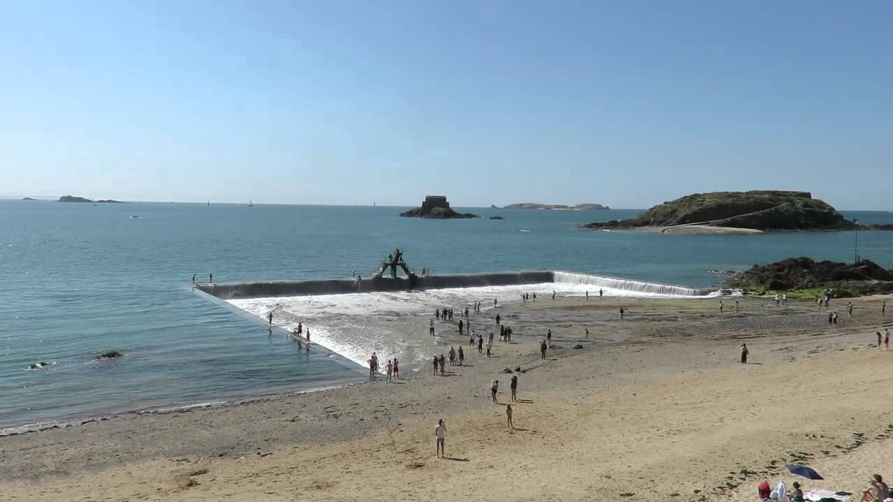 Remplissage de la piscine de bon secours saint malo 12 for Caen la mer piscine