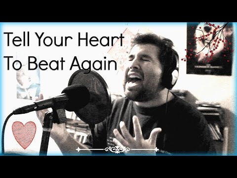 Tell Your Heart To Beat Again (Vocal Cover by Caleb Hyles)