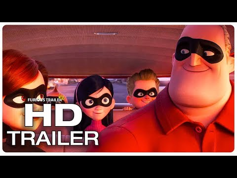 INCREDIBLES 2 All Movie Clips + Full online (2018)