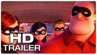 Video INCREDIBLES 2 All Movie Clips + Trailer (2018) download MP3, 3GP, MP4, WEBM, AVI, FLV Juni 2018