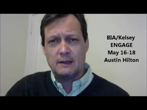 We want your local commerce stories @ BIA/Kelsey ENGAGE